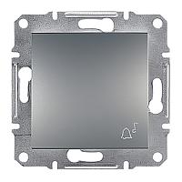 Кнопка дзвінка Schneider Electric Asfora сталь