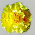 Голова розы гигант NR-24 (320 шт./ уп.) Искусственные цветы оптом, фото 4