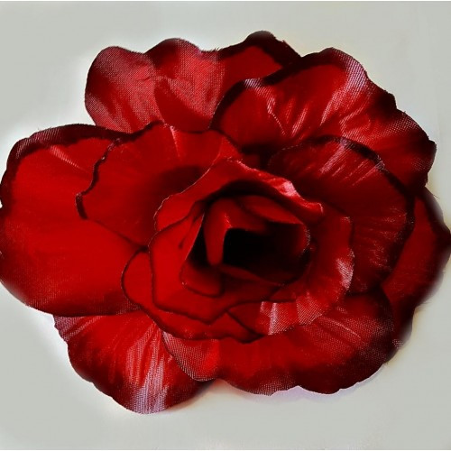 Голова розы гигант NR-24 (320 шт./ уп.) Искусственные цветы оптом