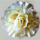 Голова розы гигант NR-24 (320 шт./ уп.) Искусственные цветы оптом, фото 6