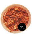 JUST Stone Pearl  Рассыпчатая ультраперламутровая пудра 5гр   т.35