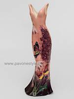 Фарфоровая ваза Платье (Pavone)