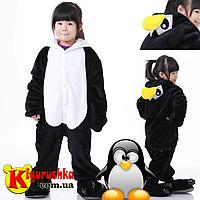 Костюм детский кигуруми Пингвин XS(85-100см) f53350cddc3b3