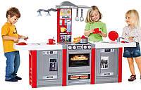 Детская игровая кухня Molto с двумя электронными модулями + лампы 15168