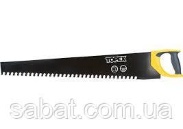 Ножовка по газобетону 650 мм Toolex