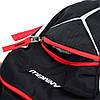 Спортивный рюкзак Anmeilu 18L, велорюкзак Черно-серый, фото 4