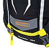 Спортивный рюкзак Anmeilu 18L, велорюкзак Черно-серый, фото 5