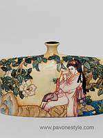 Фарфоровая ваза Гейша (Pavone)