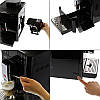 АВТОМАТИЧЕСКАЯ КОФЕМАШИНА MELITTA CAFFEO PASSIONE OT BLACK, фото 5
