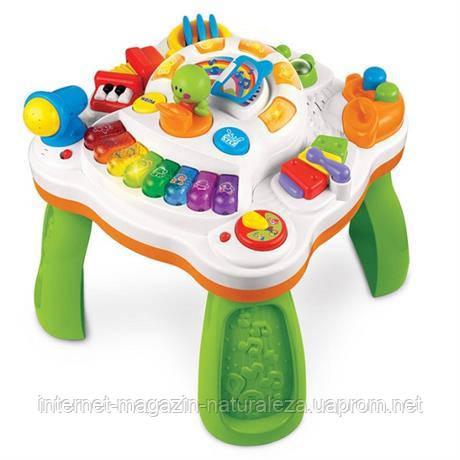 Музичний ігровий столик Weina
