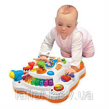 Музичний ігровий столик Weina, фото 2