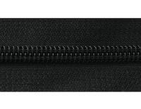 Молния обувная метражная №7 (Италия), цв. черный