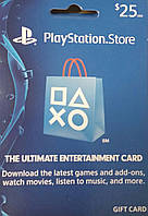 Playstation Network Card 25$ (USA)