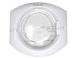 Люк C00116384 для пральної машини Indesit, Ariston