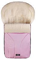 Зимний конверт Womar (Zaffiro) №25 с вышивкой  розовый