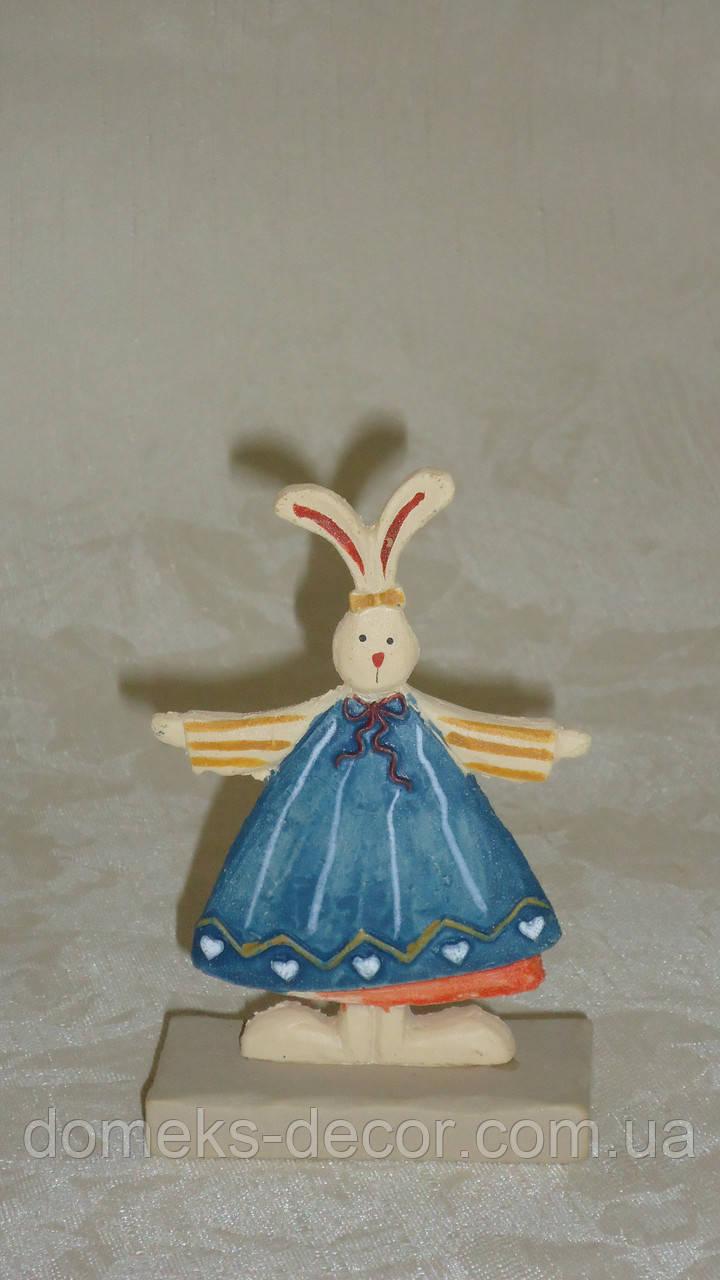 Пасхальный заяц в платье №2, фото 1