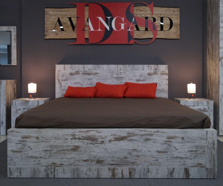Кровать Milano Matrix Vintage