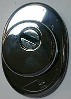 Броненакладка врезная Mottura 94kitmerCR хром