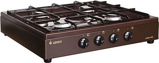 Кухонная плита Gefest ПГ 900 коричневая