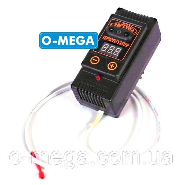 Терморегулятор цифровой Рябушка (для инкубатора)