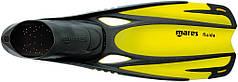 Ласты для пляжного отдыха Mares FLUIDA  р.27/30 (желтые)