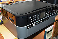 Epson Stylus Photo TX650 с СНПЧ