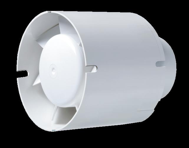 Вентилятор Blauberg Tubo Plus 125