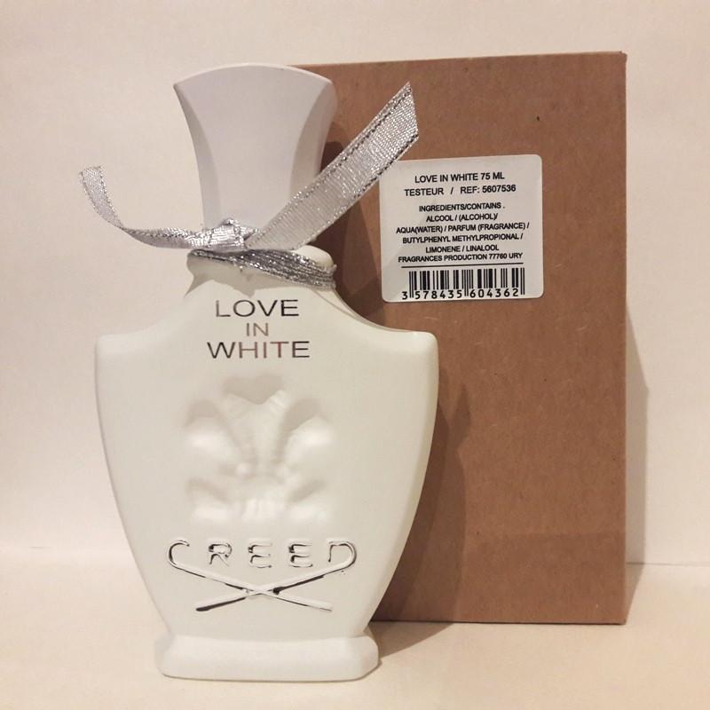 Creed Love In White крид лав ин вайт парфюмированная вода тестер
