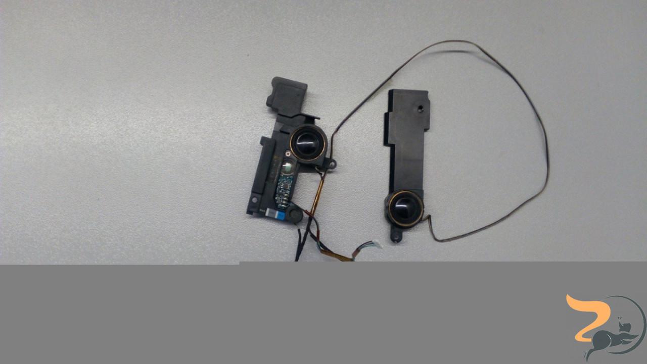 Динаміки для ноутбука Macbook Pro A1211, б/в. В одного порвана подушечка(фото)