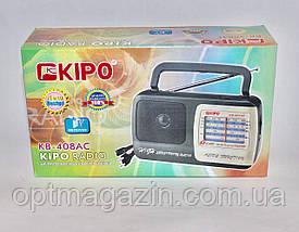 Радіоприймач КІРО KB-408AC