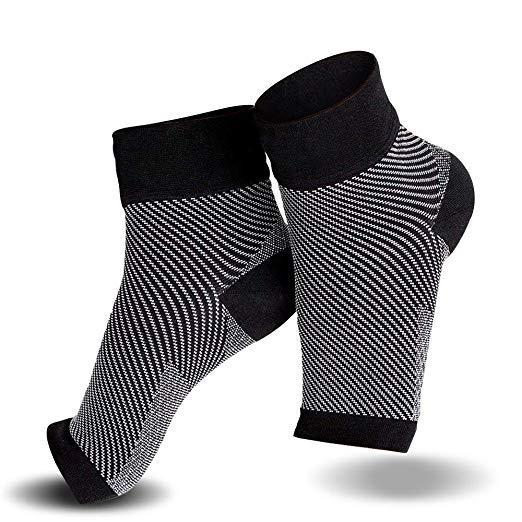 Компрессионные носки Bellamei 20-30 мм рт.ст. унисекс