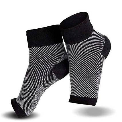 Компрессионные носки Bellamei 20-30 мм рт.ст. унисекс, фото 2