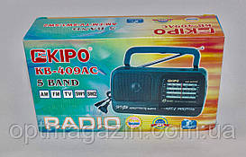 Радіоприймач KIPO KB-409AC