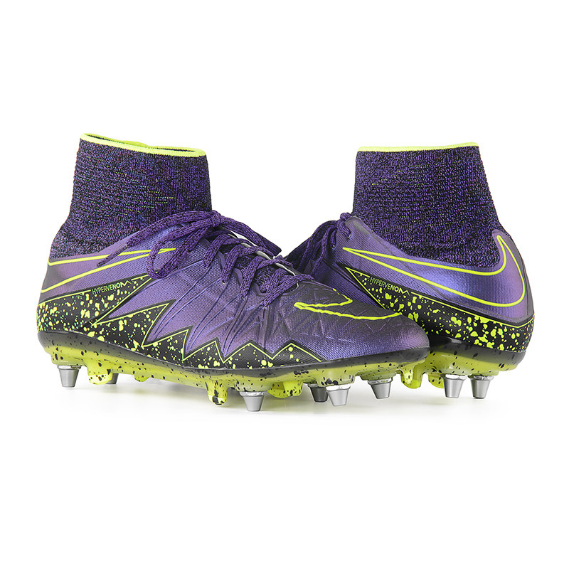 separation shoes d00dd 070a4 Бутсы Бутсы NIKE HYPERVENOM PHANTOM II SG-PRO 747489-550(01-07-11) 39