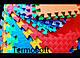 Мягкий пол (Коврик-пазл 50*50*1см) Мозаика.ФИОЛЕТОВЫЙ, фото 10