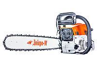 Бензопила цепная Дніпро-М БП-5220, 2,8 кВт (2 шины 50см, 2 цепи)