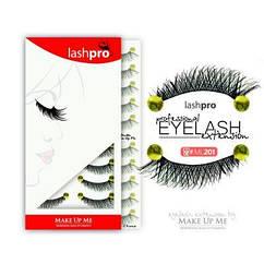 Профессиональный набор ресниц Make Up Me LashPro 10 пар