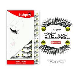 Профессиональный набор ресниц Make Up Me LashPro 10 пар  ML204