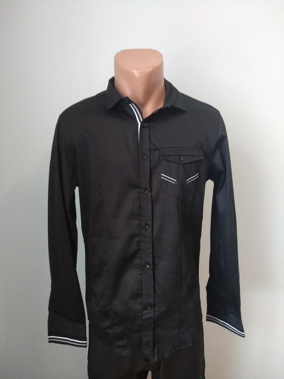Рубашка мужская коттоновая брендовая высокого качества WEAWER, Турция