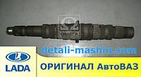 Вал вторичный КПП ВАЗ 2110, 2111, 2112 5-ст. (пр-во АвтоВАЗ) 21100-170110500