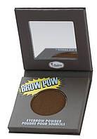The Balm Brow Pow-Dark Brown - Пудра-тени для бровей, 0.85 г