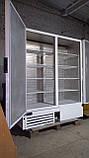 Холодильник глухой Cold -S 1400 бу.  Промышленный холодильный шкаф б.у., фото 3
