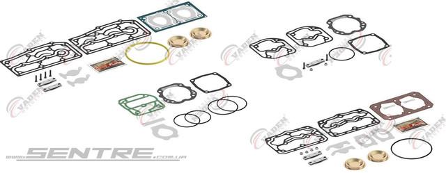 Прокладки и клапана компрессоров