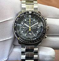 Seiko Flightmaster Chronograph 200m SNA411P1, фото 1