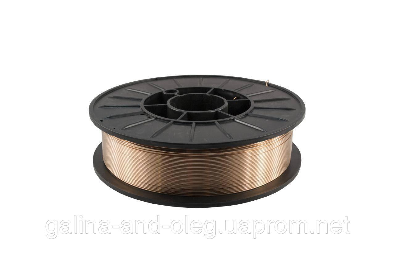 Проволока сварочная PlasmaTec - Monolith 1,2 мм х 5 кг, G3Si1