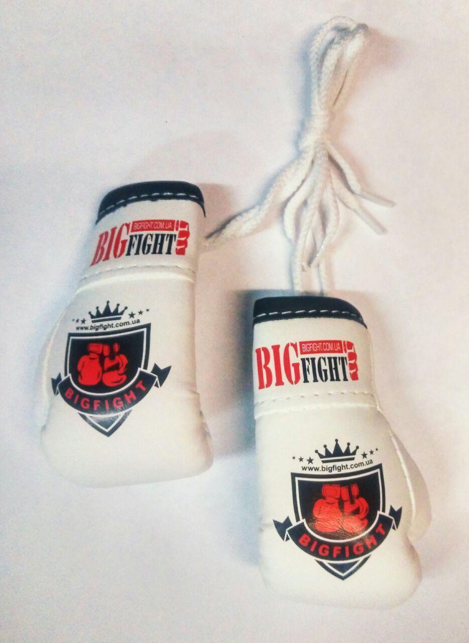 Сувенирные перчатки на шнурках БигФайт (BigFight)