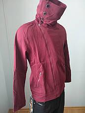 Кофта мужская на молнии высокого качества брендовая WEAWER, Турция, фото 2