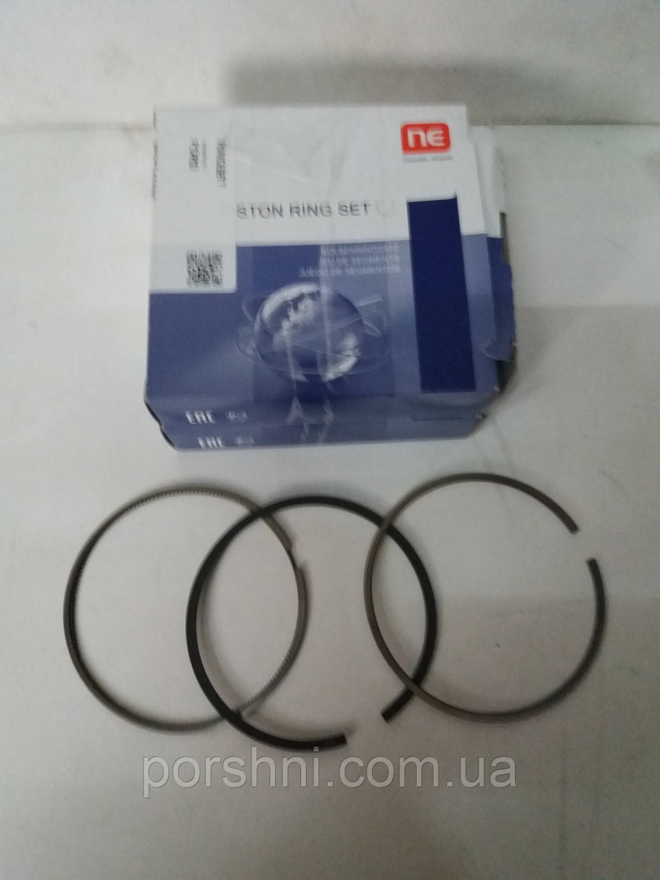Кольца Форд Фокус Мондео  87,5 STD    ( 1,2 x 1.2 x 2 )  2,0  ECO  BOOST