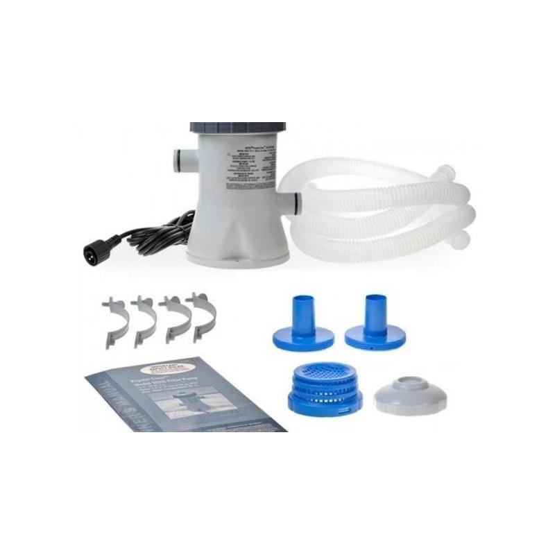 Насос-фильтр для бассейна Intex 28602 от сети 1250 л/час
