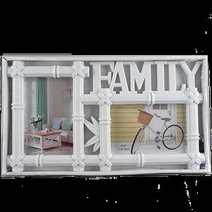 Семейная рамка коллаж Family на 2 фото